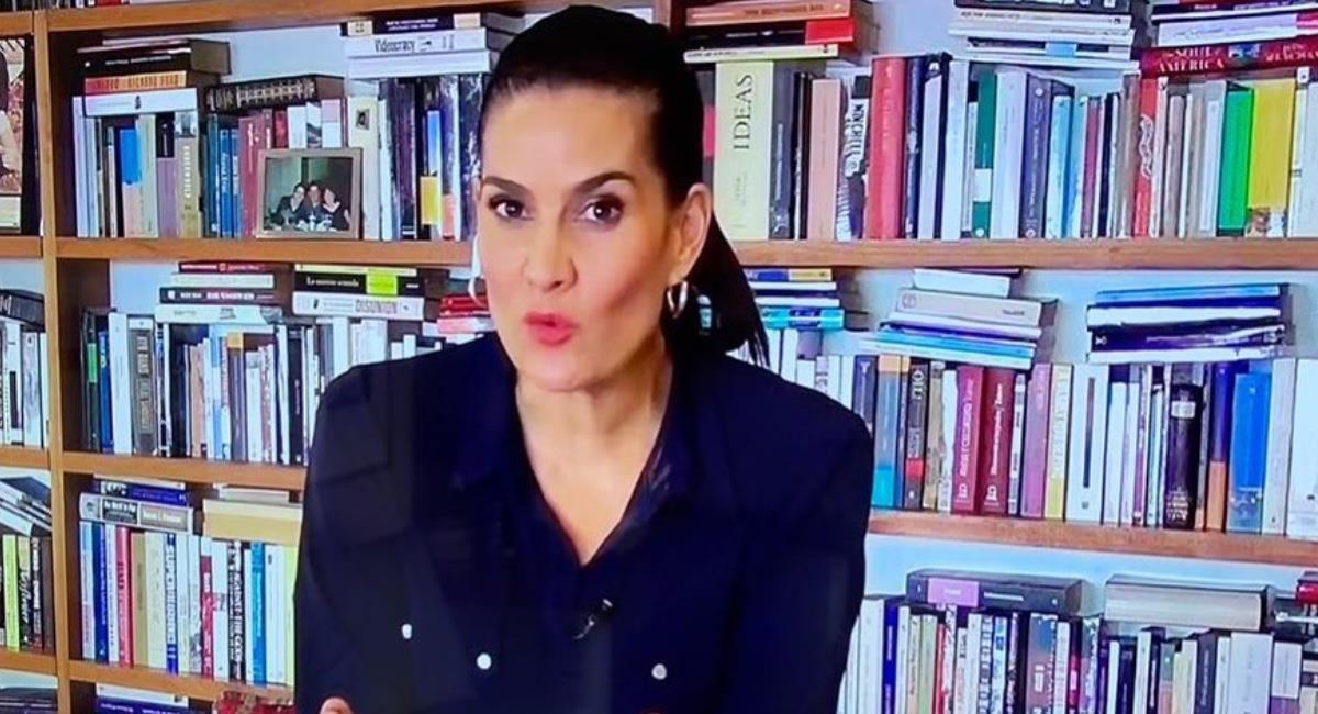 La periodista ahora trabaja en Caracol Radio. Foto: Instagram @vanessadelatorre.