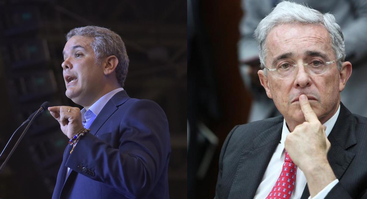 El presidente Duque podrá emitir juicios de valor sobre el caso de Álvaro Uribe porque una tutela no prosperó. Foto: Facebook Iván Duque/VPI Tv