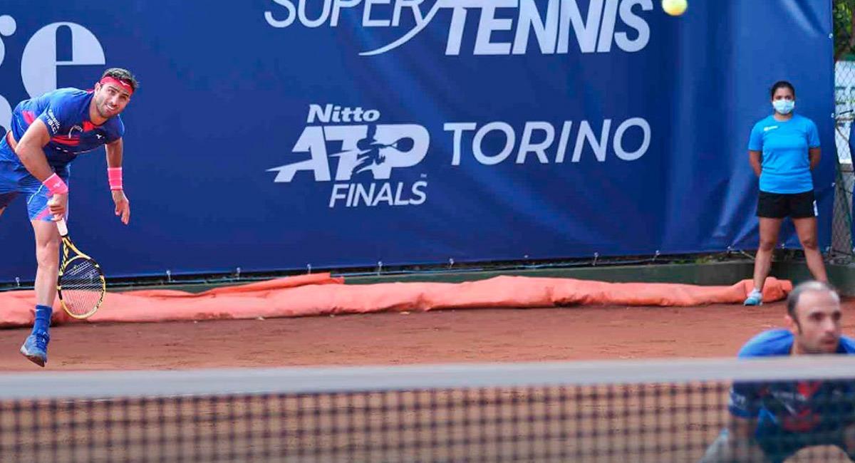 Robert Farah y Juan Sebastián Cabal en acción. Foto: Prensa ATP Tour