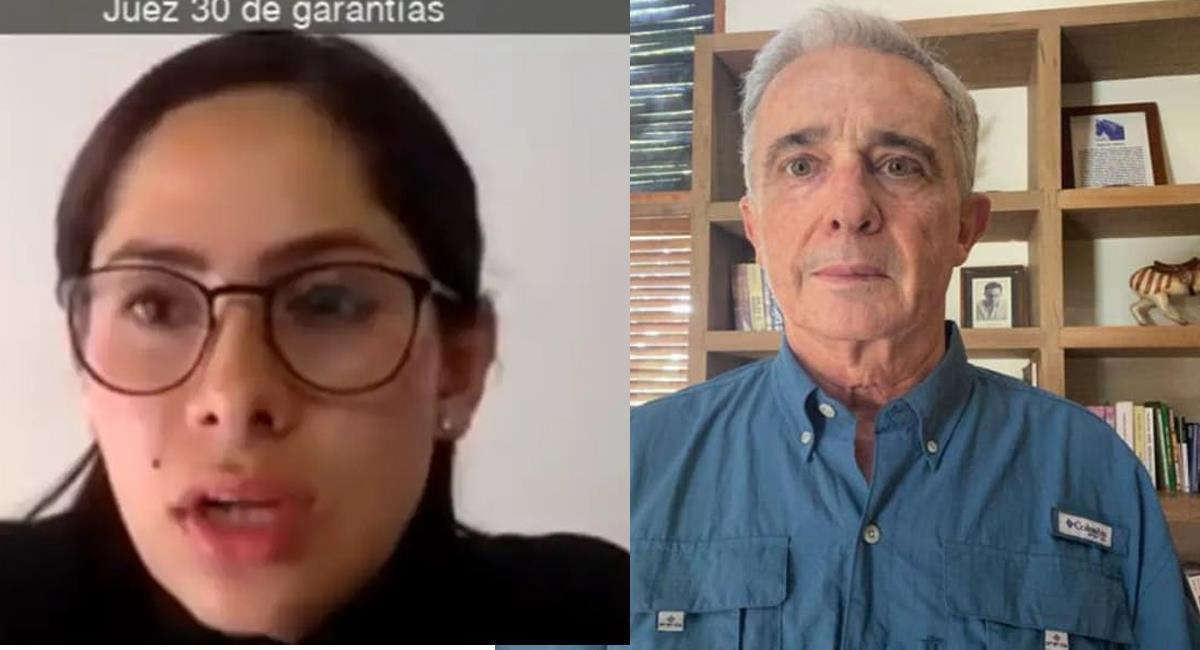 NOTICIAS: Amenazan a jueza que ordenó la libertad de Álvaro Uribe