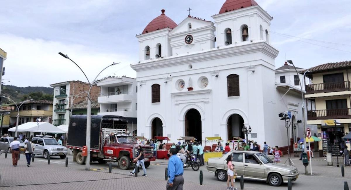 Al menos 42 masacres han sido perpetradas este año en Colombia. Foto: Twitter @IDEA_Antioquia