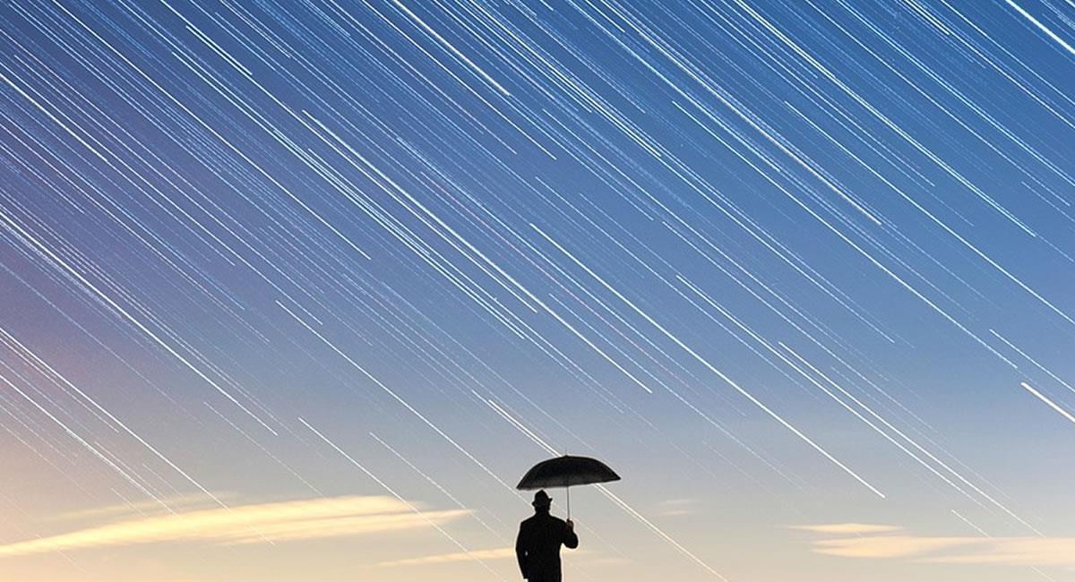 Restos del cometa Halley impactaran con la atmósfera de la Tierra