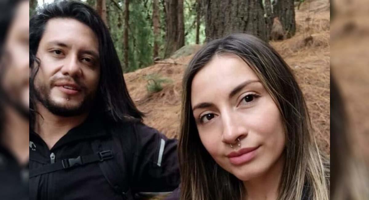 Ángela Ferro tenía una relación de cerca de un año con el  agresor. Foto: Twitter / @Primicias24_