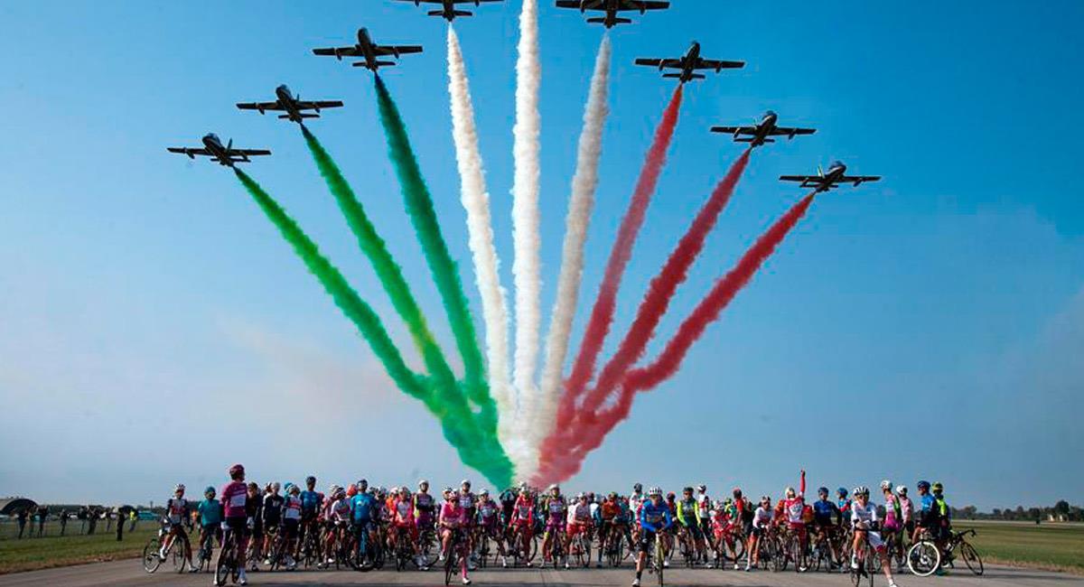 Sigue EN VIVO la etapa 16 del Giro de Italia. Foto: EFE