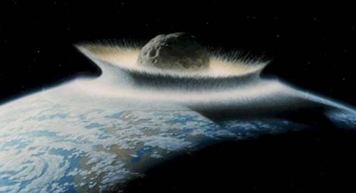 El 2018VP1 pasará a medio millón de kilómetros de distancia de la Tierra. Foto: Twitter @NASA