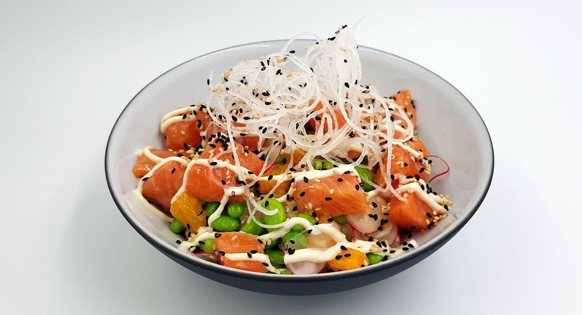 El salmón es una excelente proteína para el organismo. Foto: Pixabay