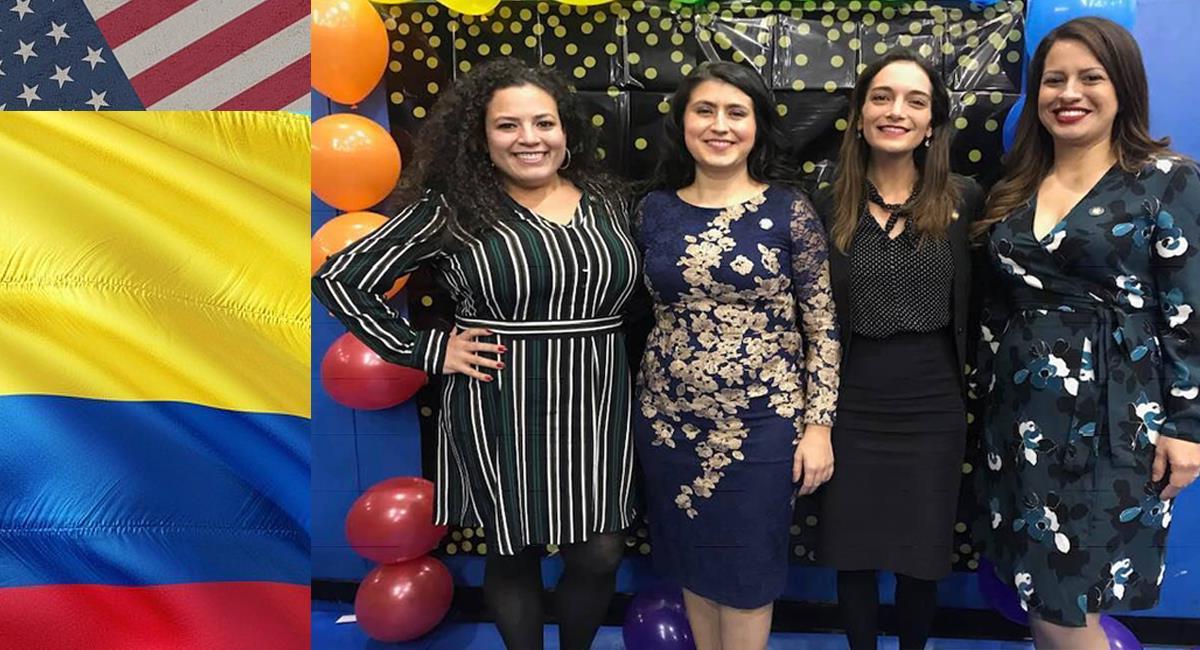 La cuota colombiana en la política de los Estados Unidos está representada en 4 orgullosas mujeres. Foto: Pixabay Facebook/Javier Castano
