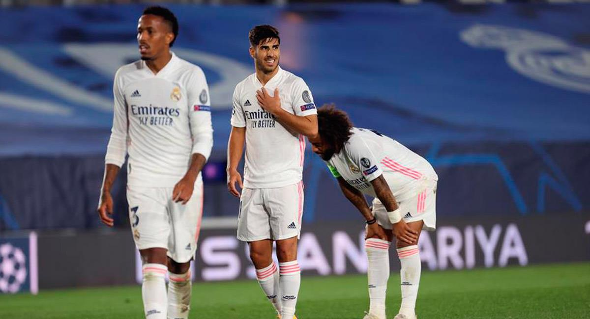 Real Madrid no pudo como local ante Shaktar. Foto: EFE