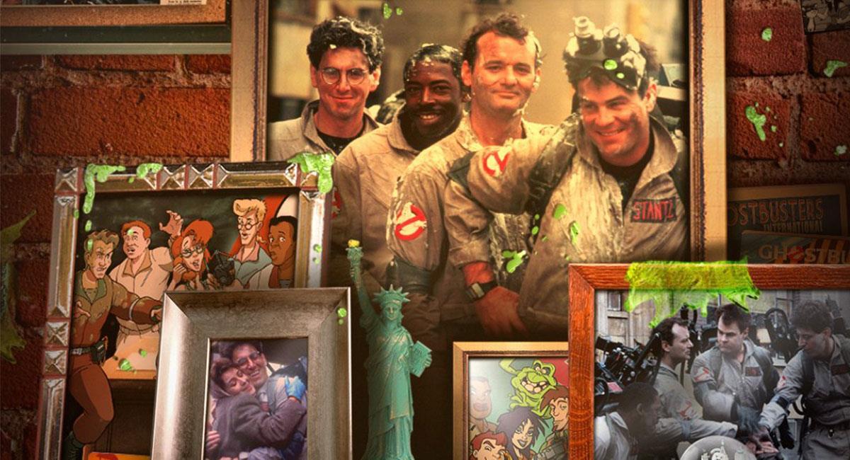 """La saga de """"Los Cazafantasmas"""" es una de las más exitosas de la ciencia ficción. Foto: Twitter @Ghostbusters"""