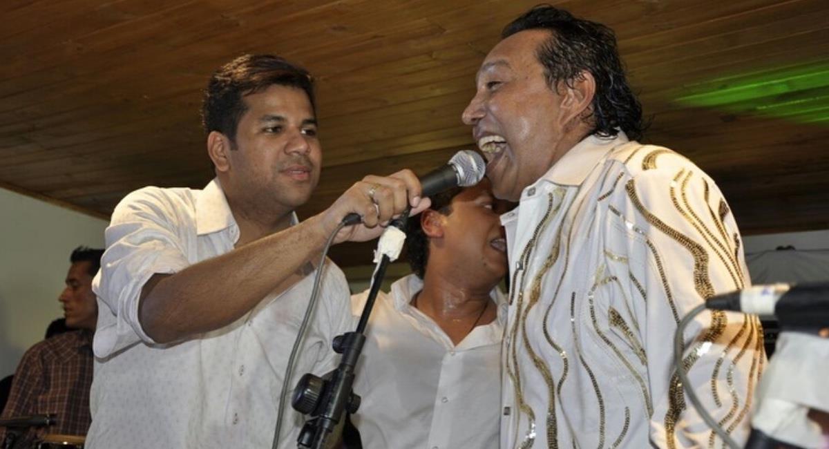 El cantante también ha sufrido consecuencias económicas. Foto: Instagram @diomedesdionisiodiaz3.