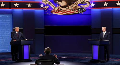 ¿Quién ganó el debate presidencial en USA?