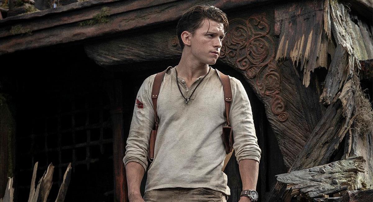 """Tom Holland será Nathan Drake en la adaptación cinematográfica de """"Uncharted"""". Foto: Twitter @TomHolland1996"""
