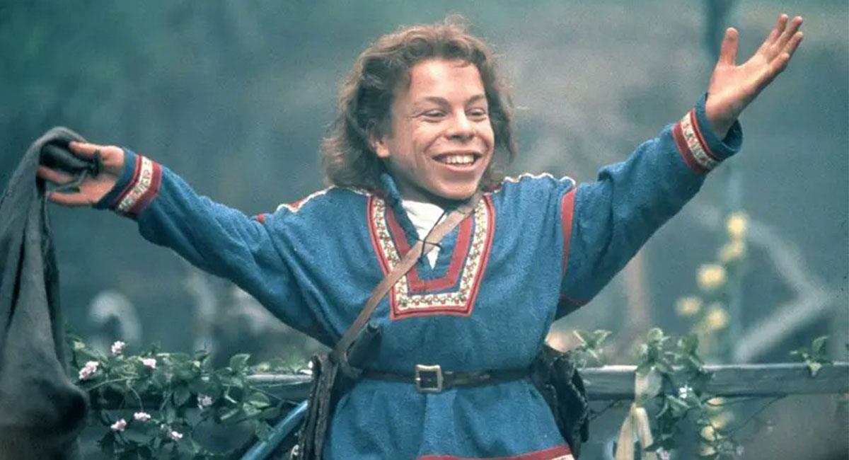 """""""Willow"""" es una recordada película de los 80 que ahora regresará como una serie de Disney+. Foto: Twitter @HablandoSerie"""