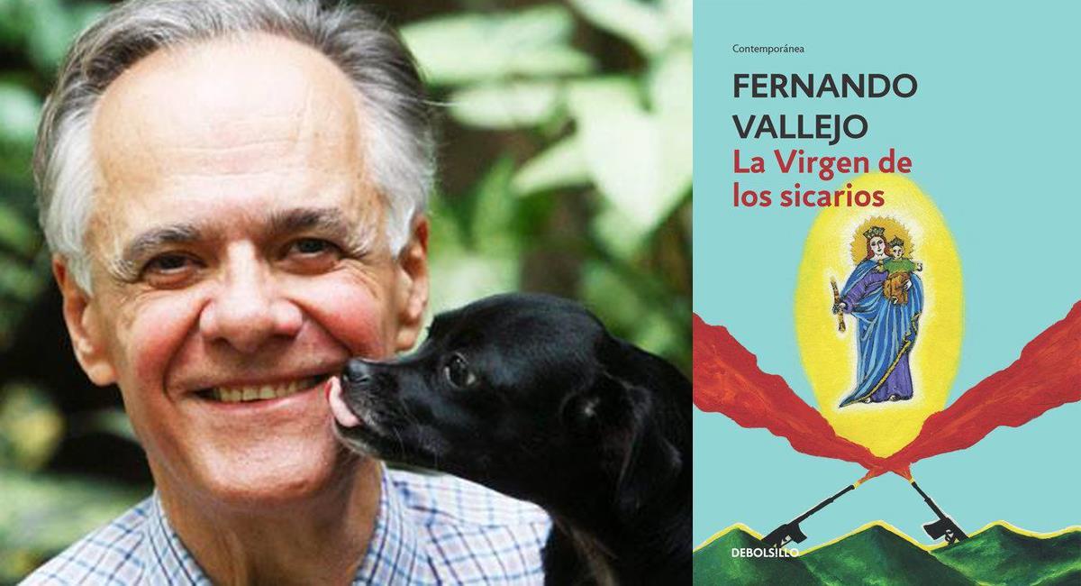 Luis Fernando Vallejo Rendón, es un escritor nacido en Medellín un 24 de octubre de 1942 y cuenta con una extensa obra. Foto: Facebook Revista Arcadia/Canal 22 México
