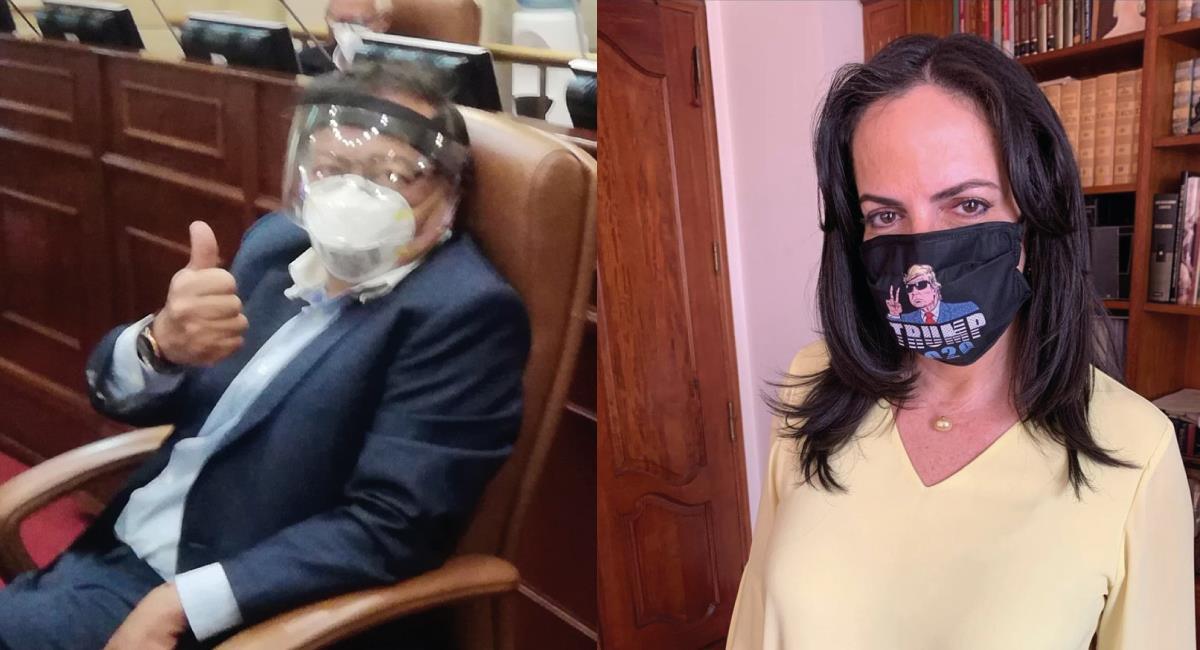 Piden a políticos colombianos 'no intervenir' en elecciones de EE.UU.