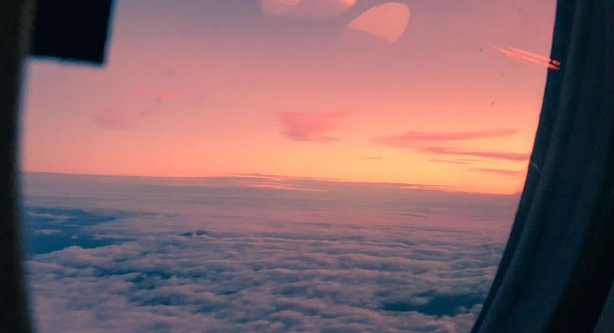 """La recomendación es no """"viajar en avión por Turismo"""". Foto: Pexels"""