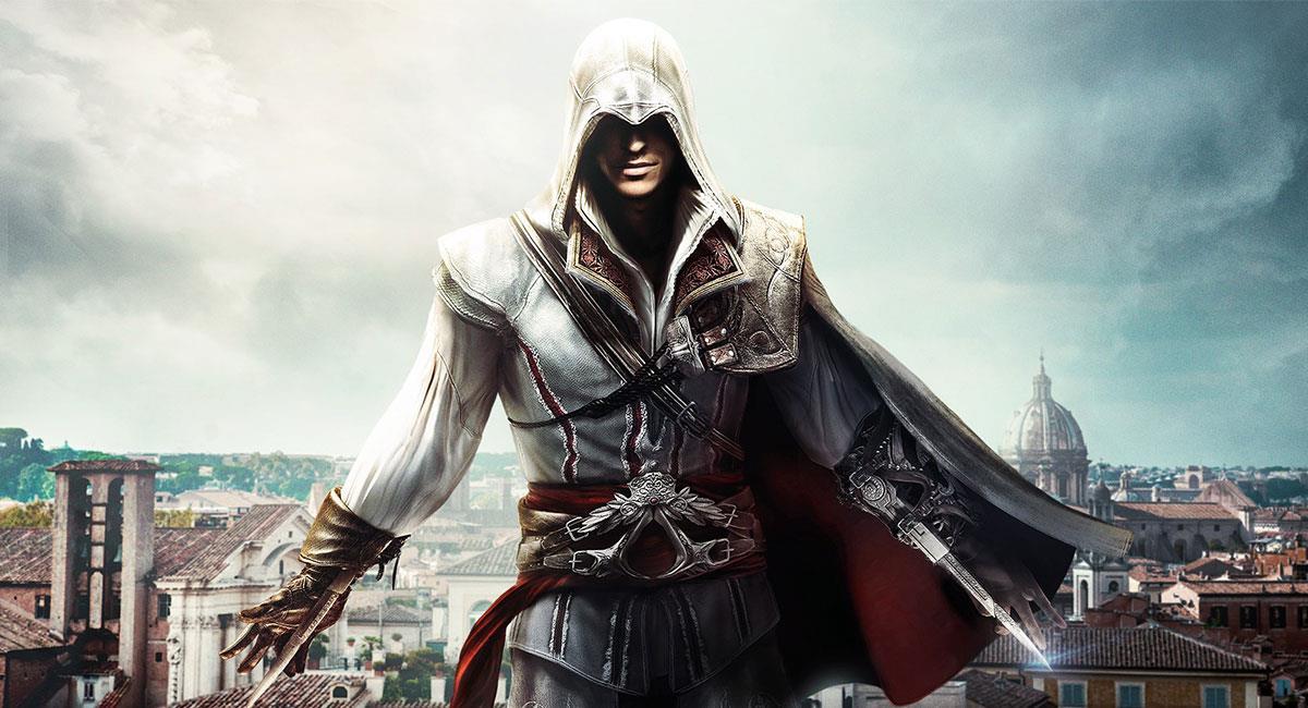 """""""Assassin's Creed"""" es uno de los videojuegos más exitosos de la historia. Foto: Twitter @assassinscreed"""