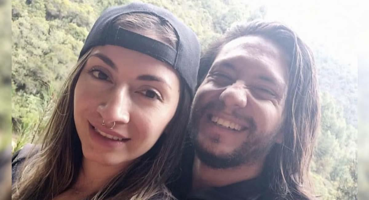 Migue Camilo Parra y Ángela Ferro tenían una relación de casi un año. Foto: Twitter / @Rmayorga