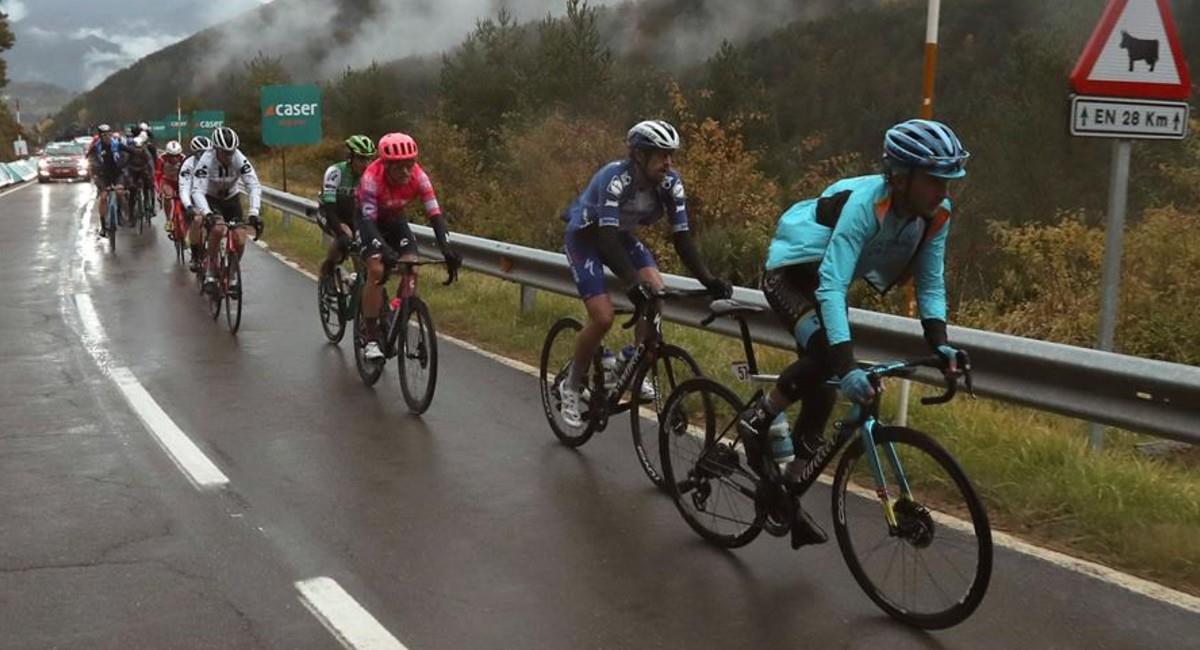 Sigue EN VIVO la etapa 7 de La Vuelta. Foto: EFE