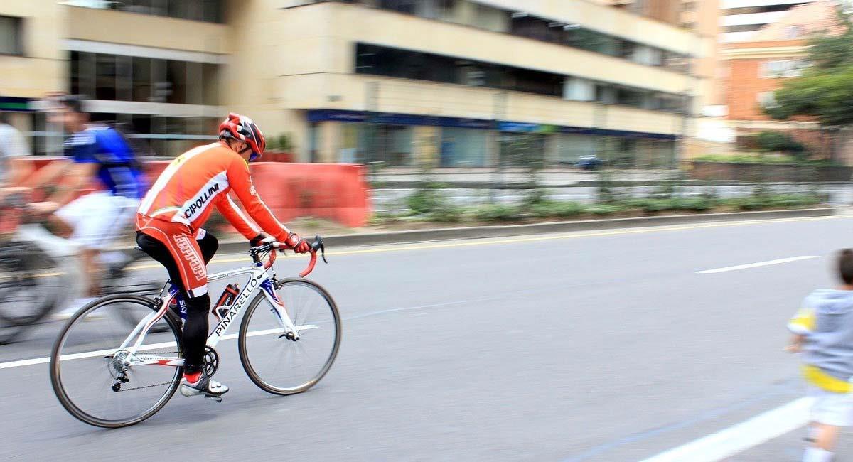 Bogotá es catalogada por la Alcaldía como la 'Capital mundial de la bicicleta'. Foto: Pixabay