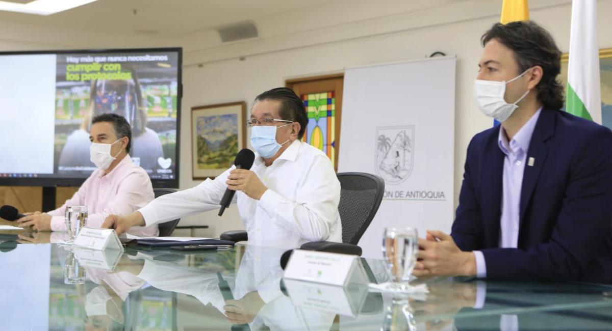 COVID-19: Así avanza el coronavirus en Colombia