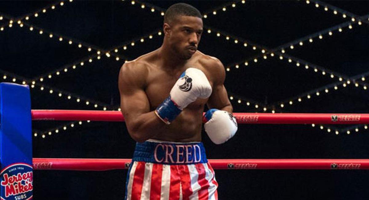 """Michael B Jordan querría dirigir y protagonizar """"Creed 3"""". Foto: Twitter @creedmovie"""