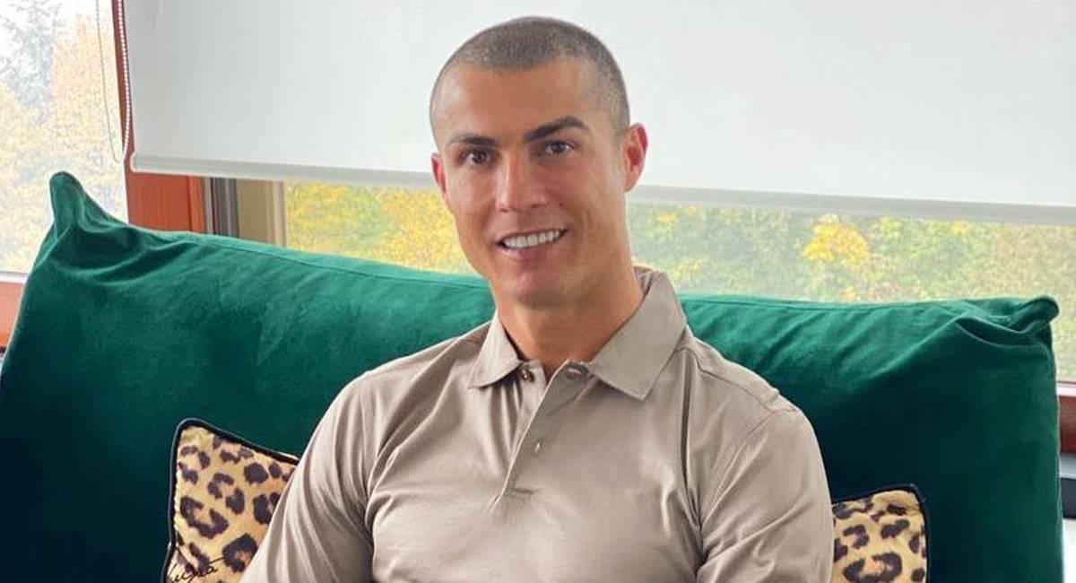Cristiano Ronaldo se perderá el partido ante Barcelona por culpa del nuevo coronavirus. Foto: Twitter @cristiano