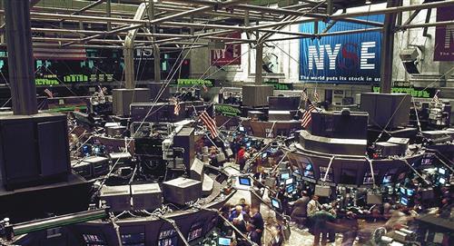 El coronavirus es culpable de la caída de las bolsas de valores