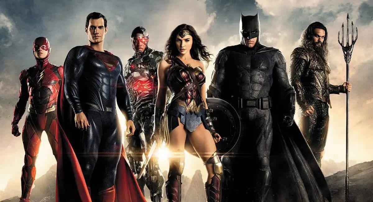 """""""Justice League"""" estrenará su nueva versión en HBO Max en 2021. Foto: Twitter @justiceleaguewb"""