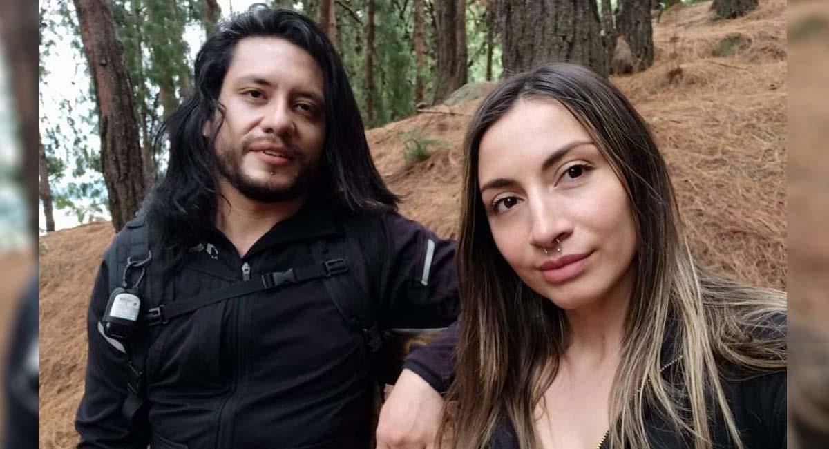 La pareja tenía casi un año de relación antes de los hechos ocurridos. Foto: Twitter / @LinaGarciaSi