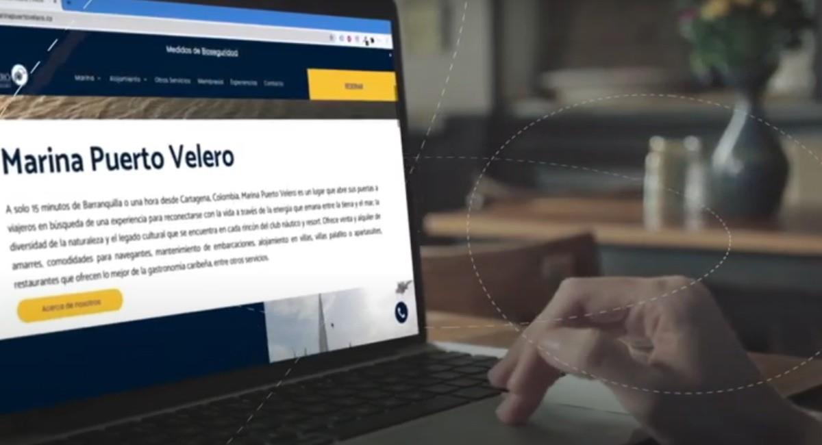 AviaNet la plataforma digital que ayudará a la reactivación de los hoteles en Colombia. Foto: Youtube
