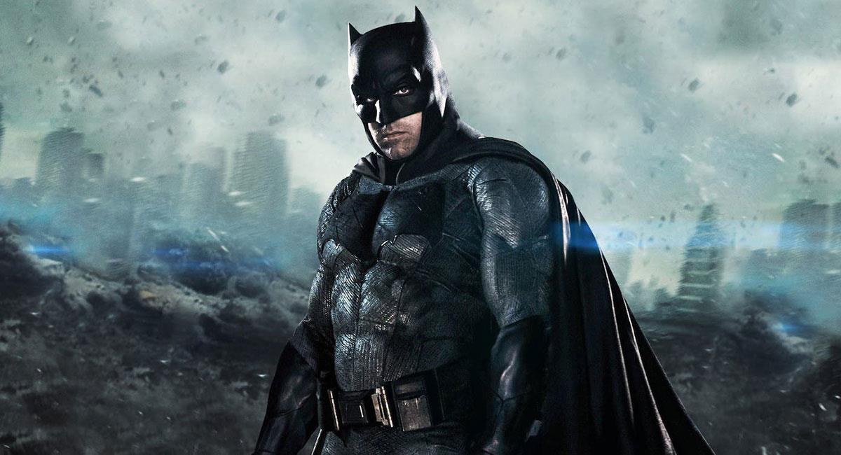 Ben Affleck ha sido uno de los 'Batman' más discutidos del cine. Foto: Twitter @justiceleaguewb