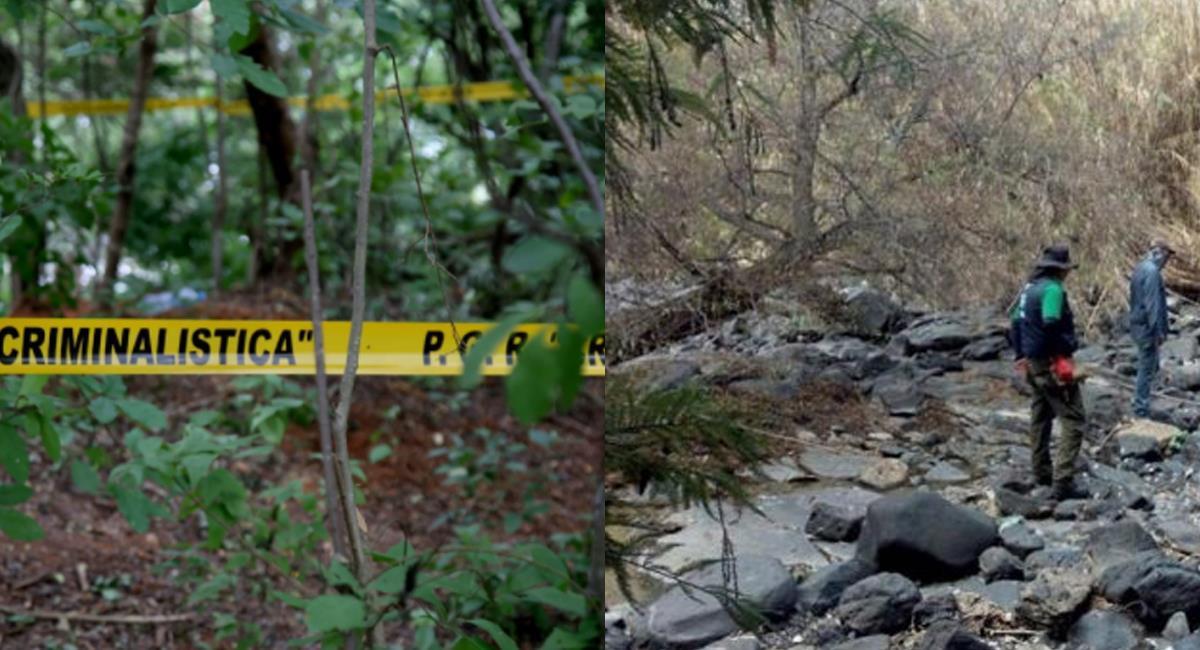 Inicialmente se hallaron 59 cuerpos en fosas comunes en Guanajuato pero el número aumentó luego a 72. Foto: Facebook IDP Noticias/Reporte índigo