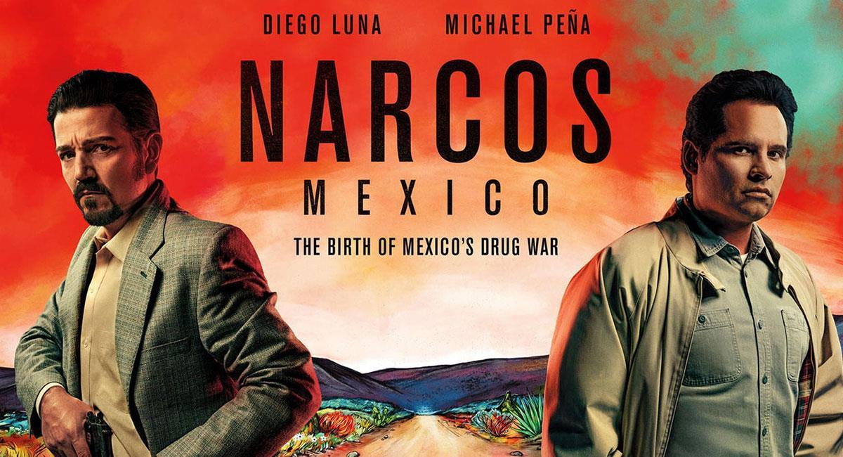 """""""Narcos: México"""" no contaría para su tercera temporada con Diego Luna. Foto: Twitter @NetflixLAT"""