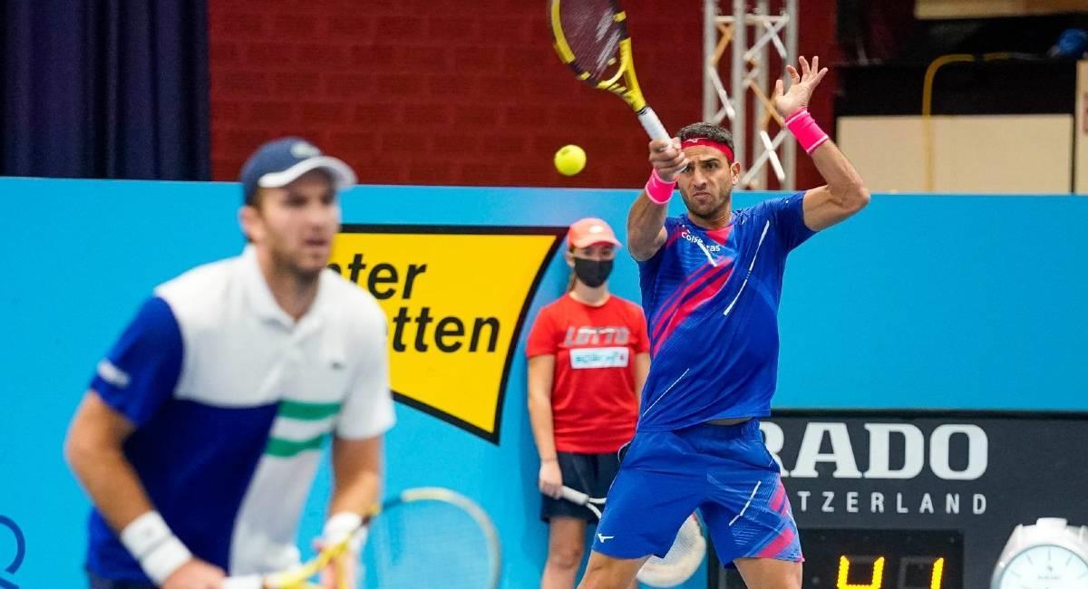 Robert Farah sigue cosechando victorias, esta vez sin Juan Sebastián Cabal. Foto: Foto: Zolles KG / GEPA.
