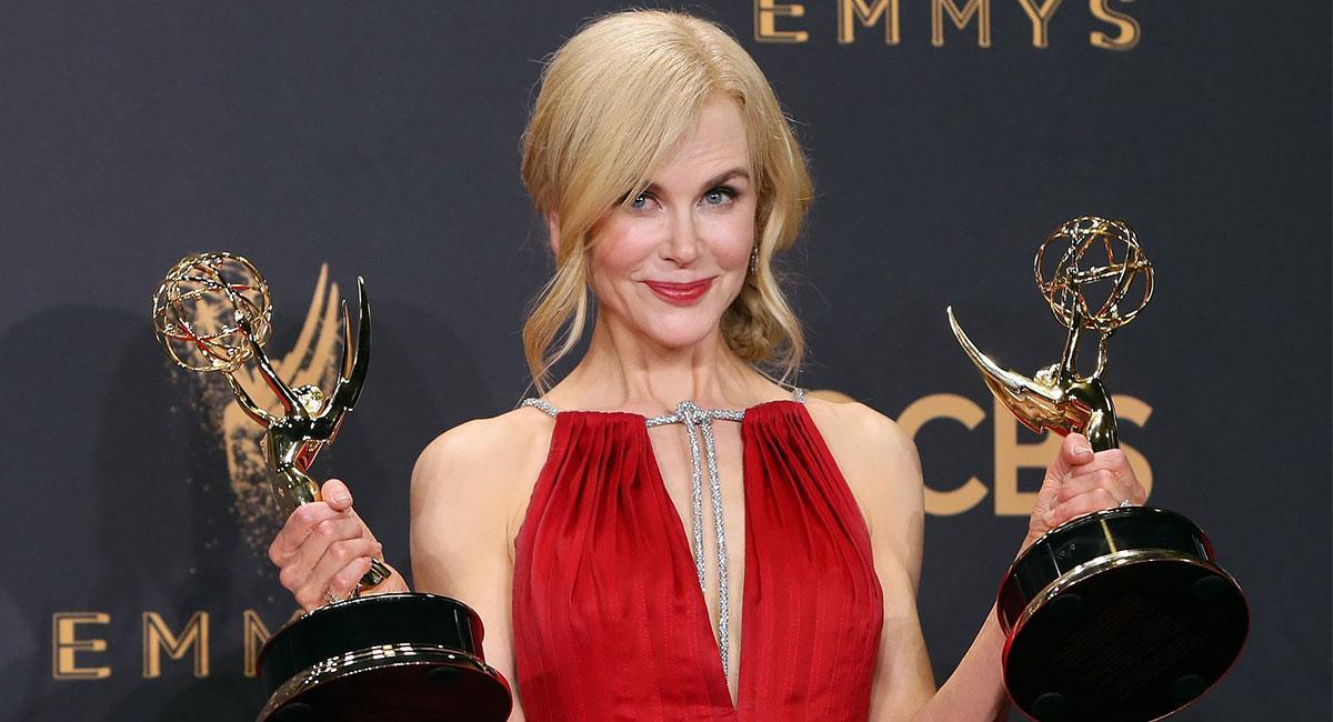 Nicole Kidman sigue incursionando en la televisión con producciones para HBO y Amazon Prime. Foto: Twitter @NicoleKidman