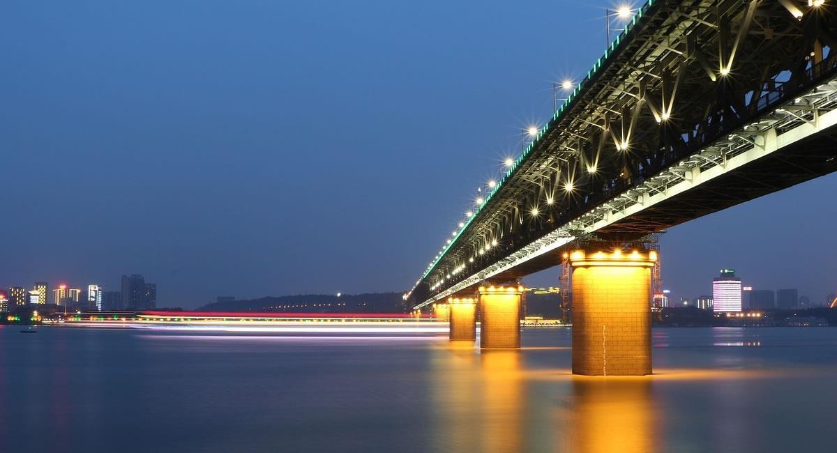 El Río Yangtsé es uno de los puntos más hermosos de Wuhan. Foto: Pixabay