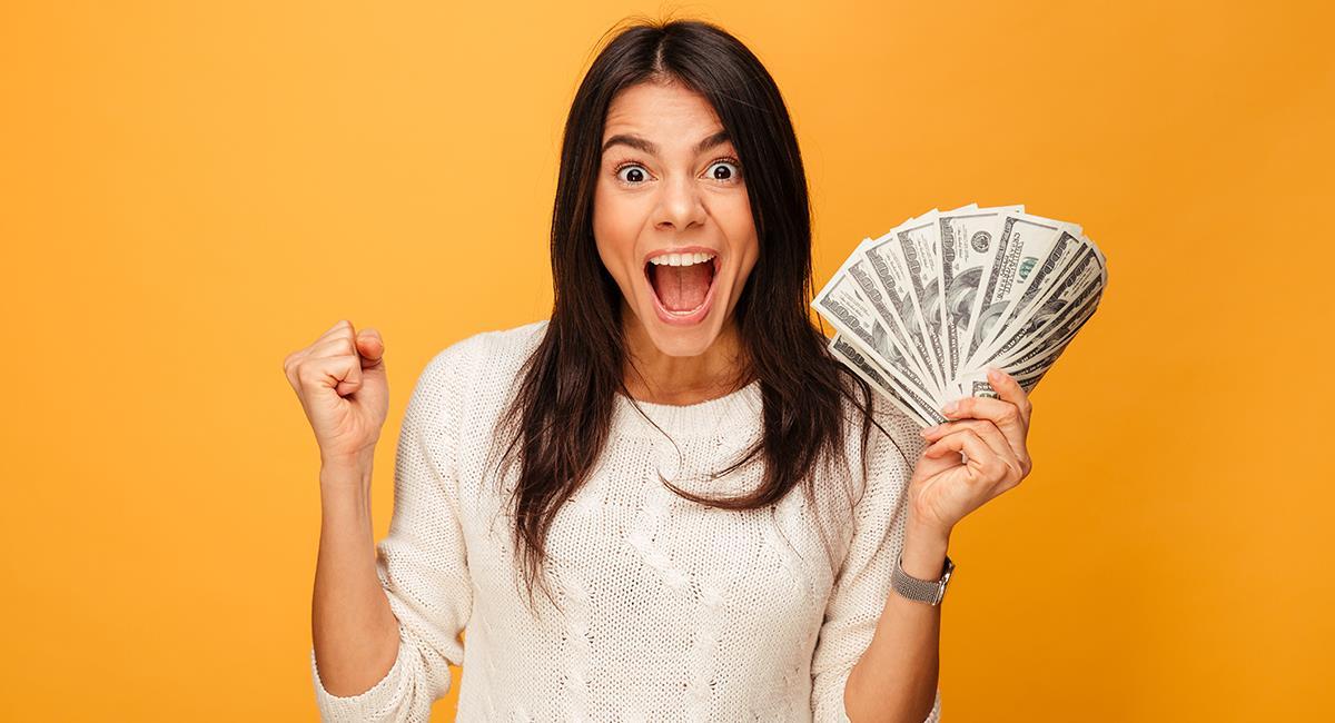 Conoce los 3 signos del zodiaco que atraerán el dinero en noviembre. Foto: Shutterstock