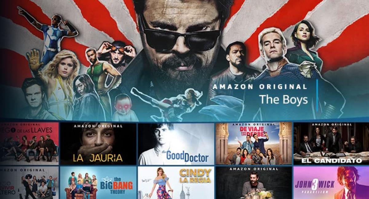 Amazon Prime Video es una de las plataformas de 'streaming' más populares del momento. Foto: Twitter @PrimeVideoLat