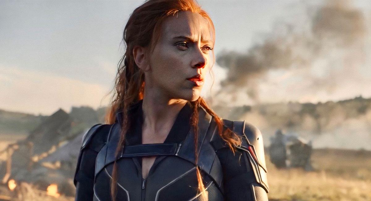 Scarlett Johansson podría interpretar a 'Black Widow' por última vez en su cinta en solitario. Foto: Twitter @theblackwidow