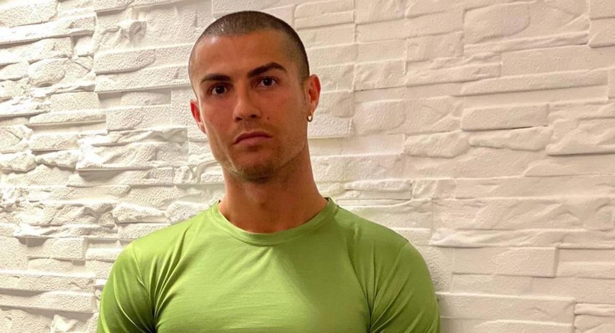 Cristiano Ronaldo, jugador de Juventus. Foto: Twitter @cristiano
