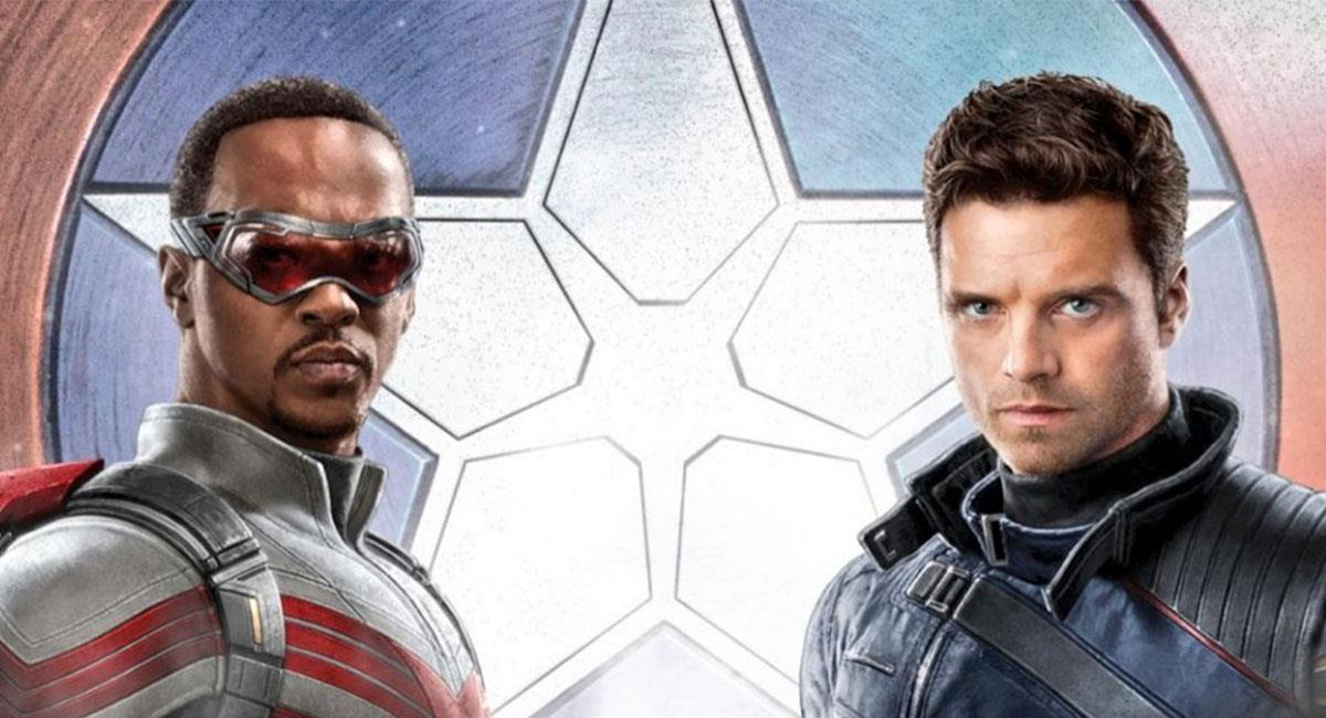 """Anthony Mackie y Sebastian Stan protagonizarán """"Falcon and the Winter Soldier"""". Foto: Twitter @MarvelFlix"""