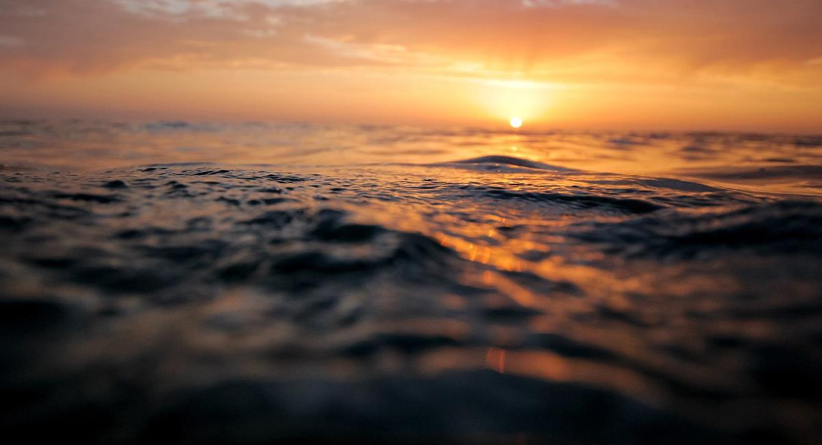 Las aguas del Océano Pacífico se enfrían como consecuencia del fenómeno de la Niña. Foto: Pixabay