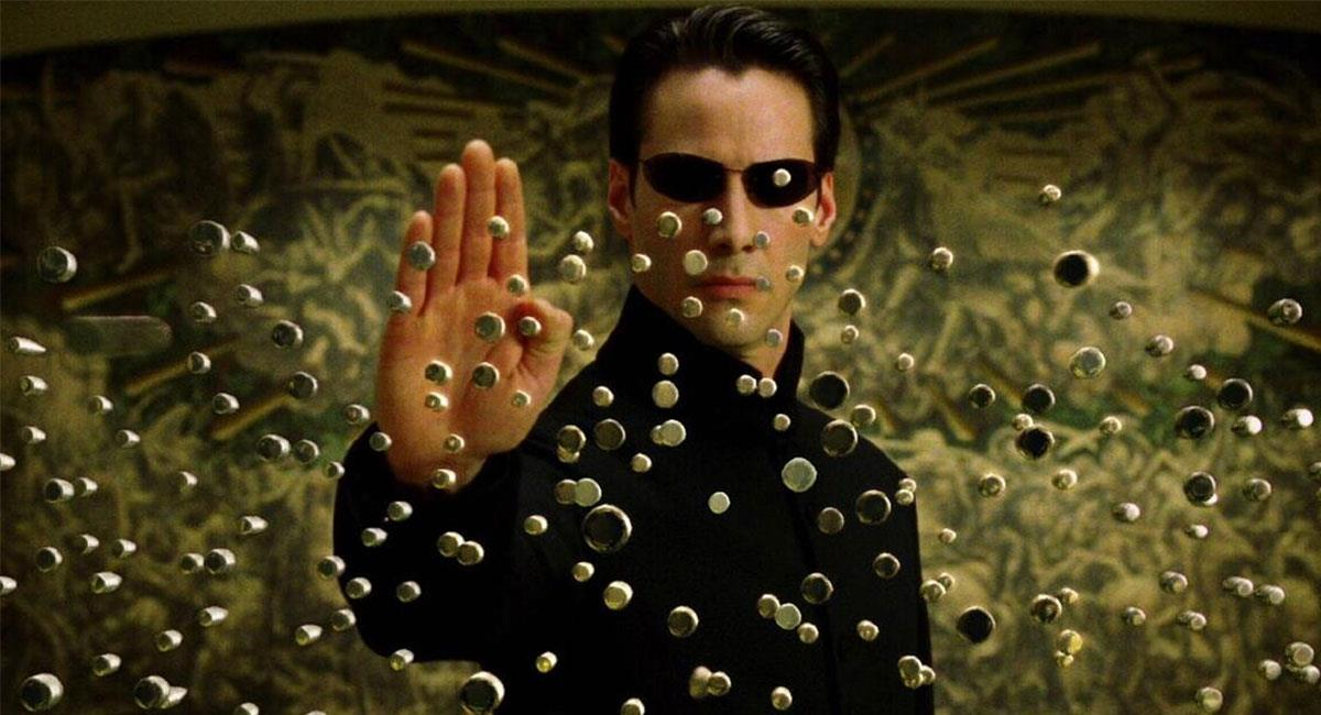 """Keanu Reeves volverá a ponerse en la piel de Neo en """"Matrix 4"""". Foto: Twitter @mr_reeves_blog"""