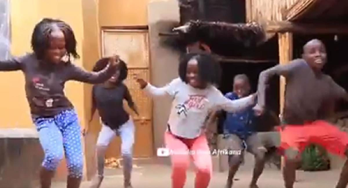Los Masaka Kids Africana han difundido su buena energía con el 'Jerusalema Challenge'. Foto: Facebook