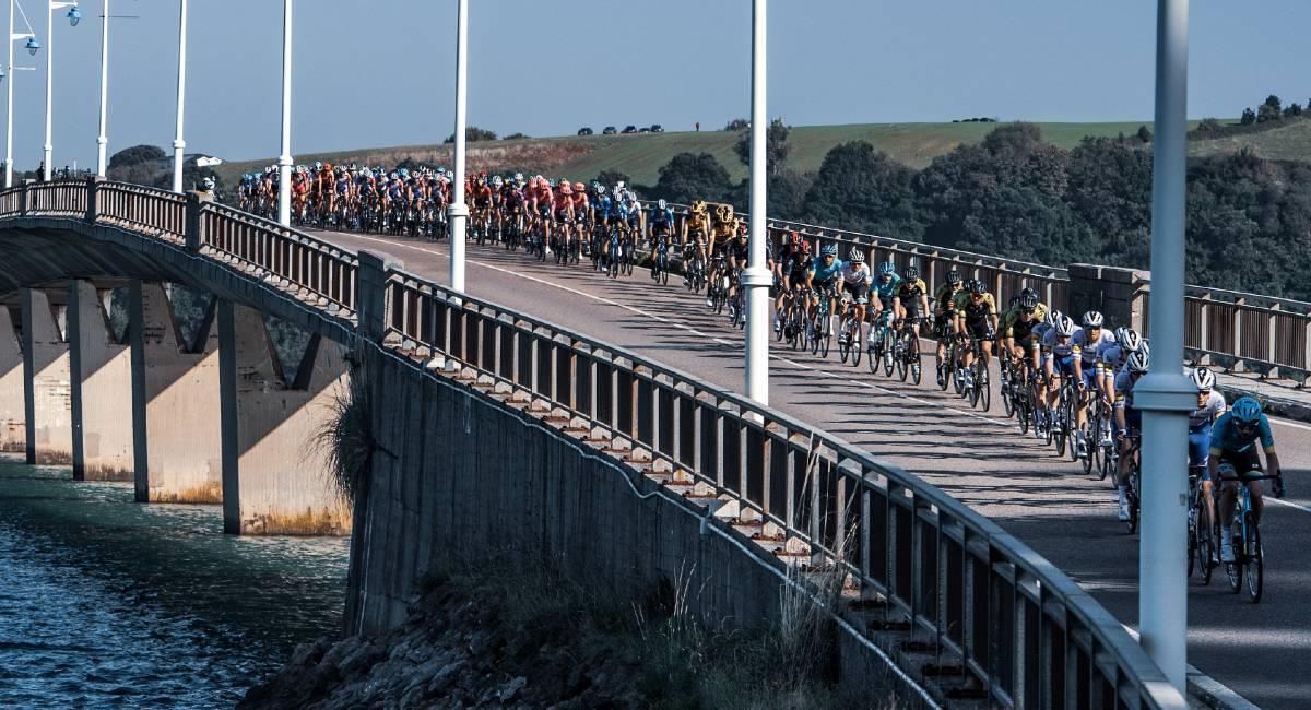 Sigue EN VIVO la etapa 10 de La Vuelta a España. Foto: Twitter @lavuelta