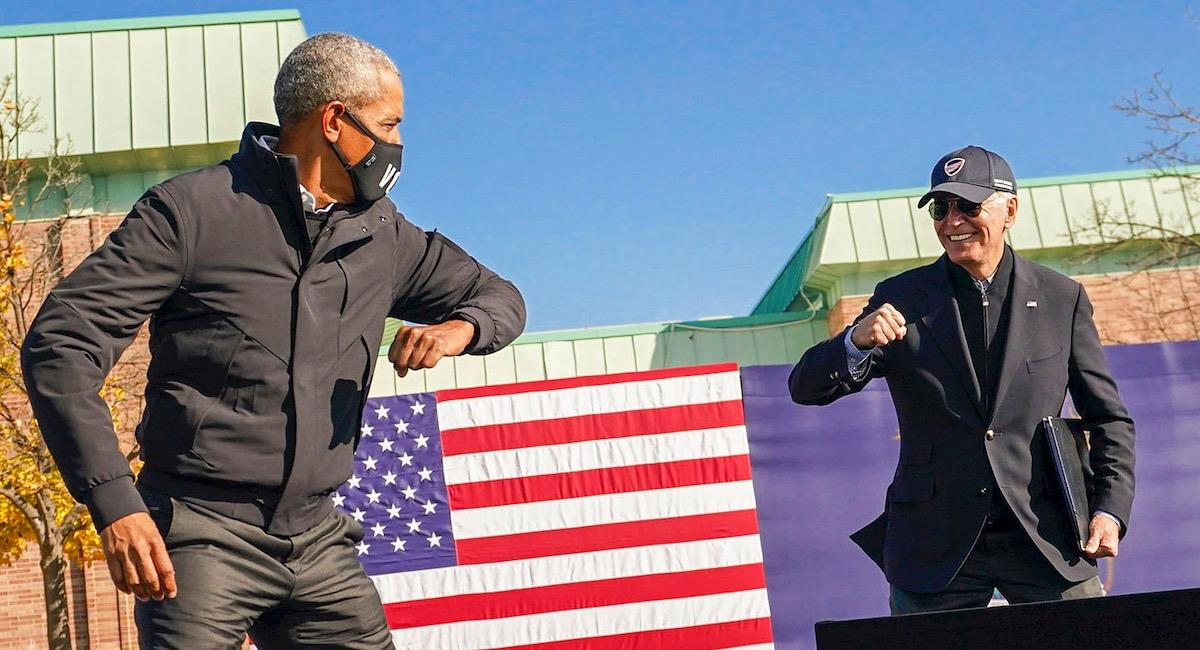 Joe Biden toma fuerza con la comunidad latina para las elecciones. Foto: Twitter @JoeBiden