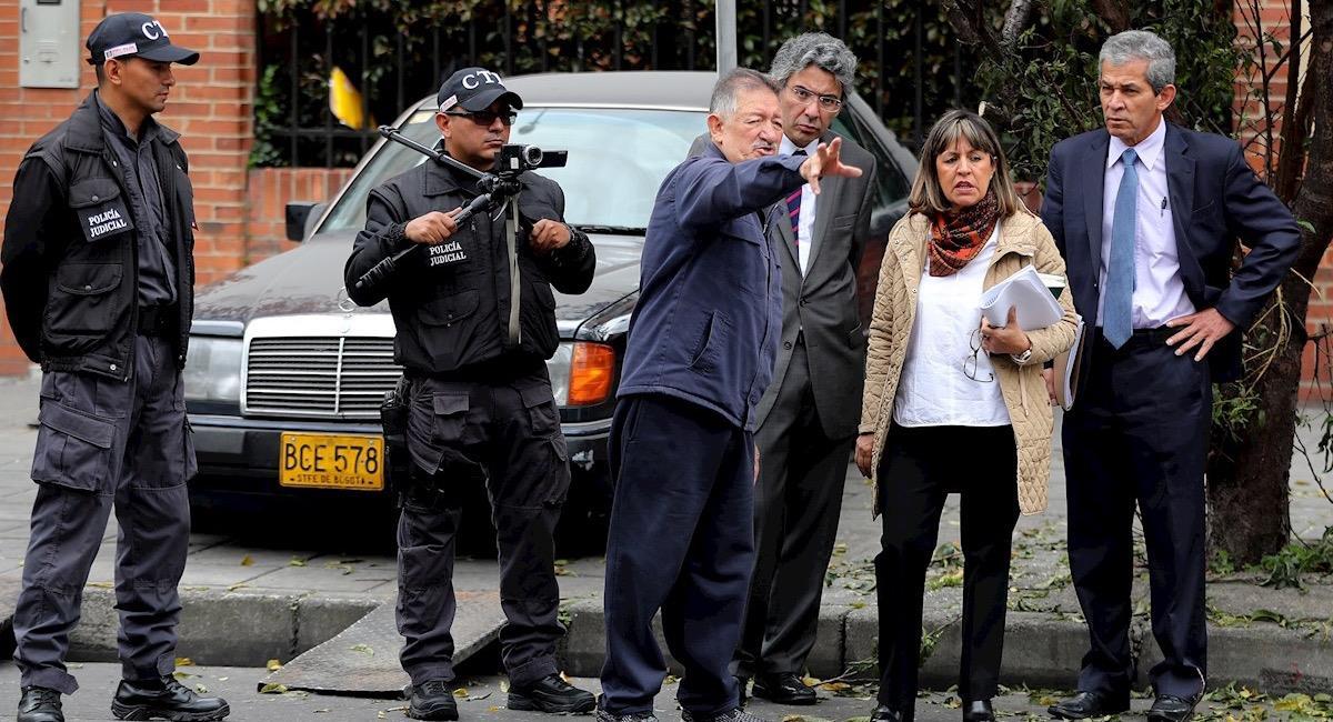 El crimen sin resolver sobre el asesinado de Hurtado. Foto: EFE