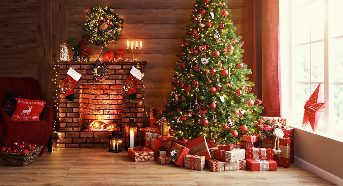 Ideas para decorar tu casa en Navidad aplicando el Feng Shui. Foto: Shutterstock