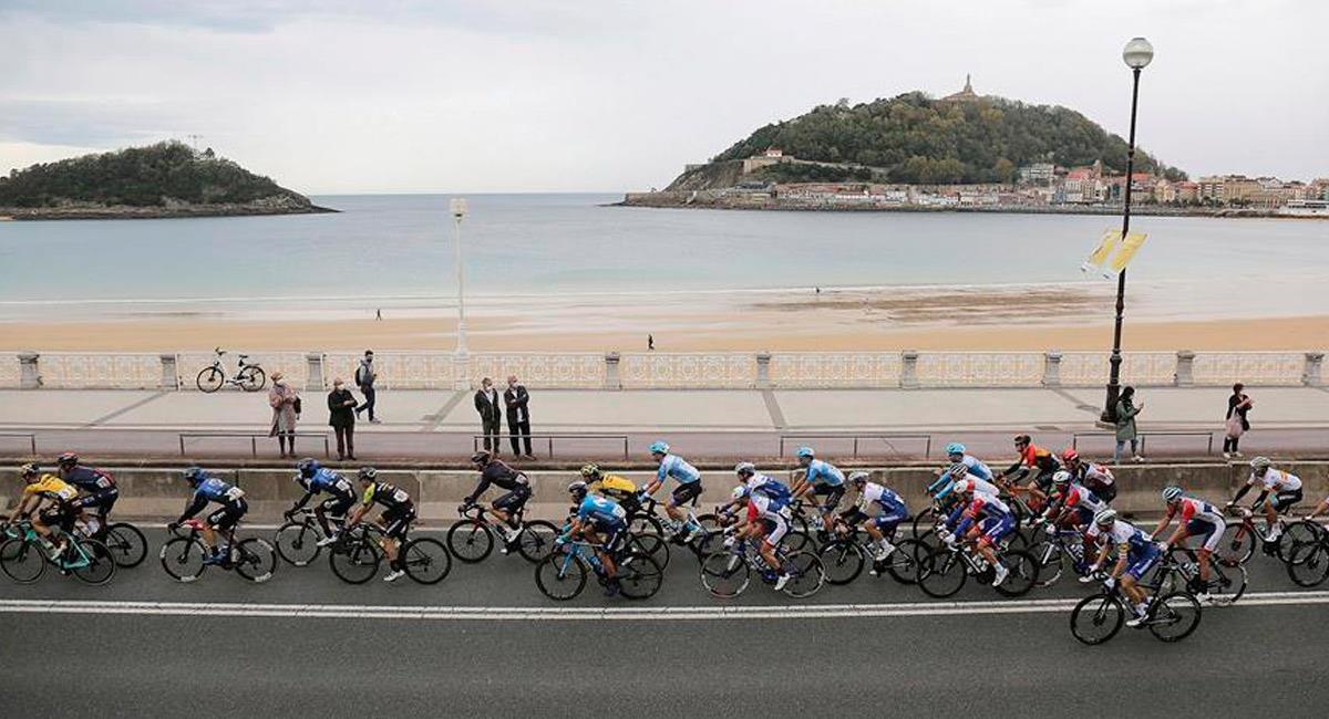 Sigue EN VIVO la etapa 16 de La Vuelta a España. Foto: EFE